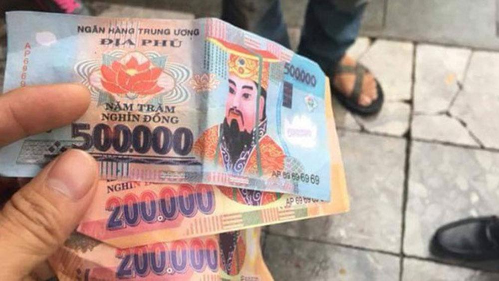 """Làm rõ vụ việc trả lại tiền """"âm phủ"""" cho du khách nước ngoài"""